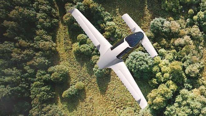 Αεροταξί σχεδιάζει η Porsche